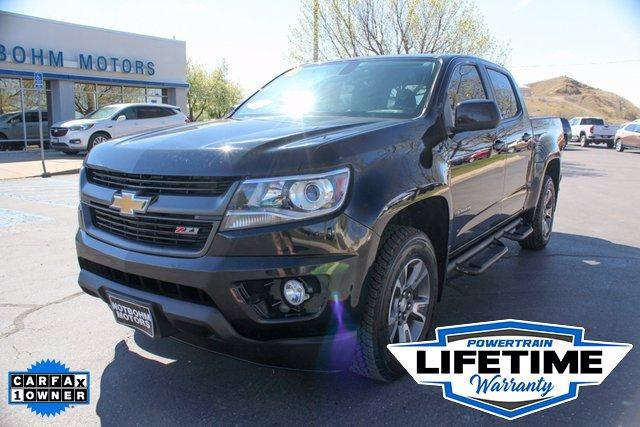 2018 Chevrolet Colorado Vehicle Photo in Miles City, MT 59301-5791