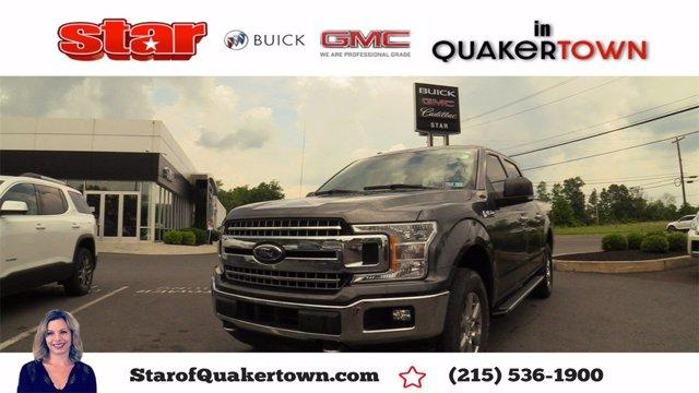 2018 Ford F-150 Vehicle Photo in QUAKERTOWN, PA 18951-2312