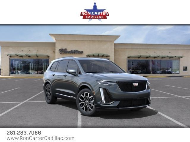 2021 Cadillac XT6 Vehicle Photo in Friendswood, TX 77546
