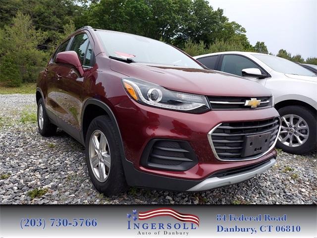 2017 Chevrolet Trax Vehicle Photo in Danbury, CT 06810