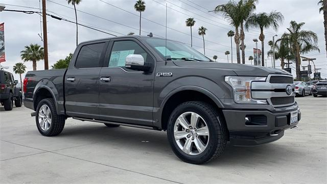 2018 Ford F-150 Vehicle Photo in Riverside, CA 92504