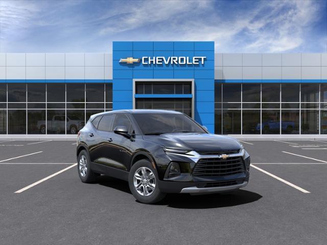 2021 Chevrolet Blazer Vehicle Photo in ELLWOOD CITY, PA 16117-1939