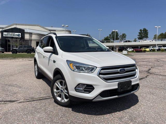 2018 Ford Escape Vehicle Photo in Colorado Springs, CO 80920
