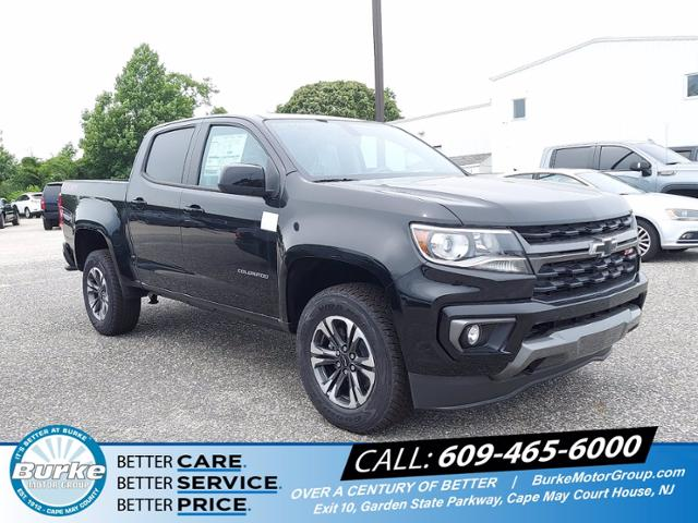 2021 Chevrolet Colorado Vehicle Photo in CAPE MAY COURT HOUSE, NJ 08210-2432