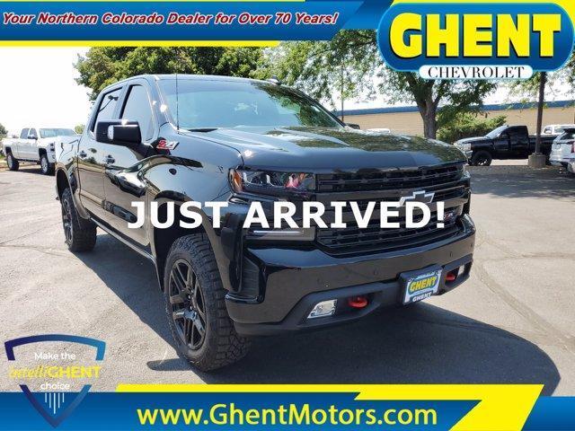 2021 Chevrolet Silverado 1500 Vehicle Photo in GREELEY, CO 80634-4125