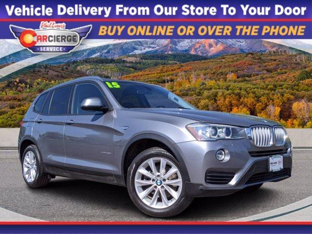 2015 BMW X3 xDrive28d Vehicle Photo in Colorado Springs, CO 80905