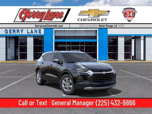 2021 Chevrolet Blazer Vehicle Photo in Baton Rouge, LA 70806