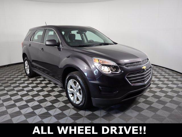 2016 Chevrolet Equinox Vehicle Photo in ALLIANCE, OH 44601-4622