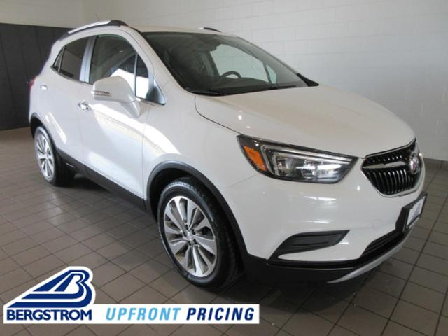 2017 Buick Encore Vehicle Photo in Green Bay, WI 54304
