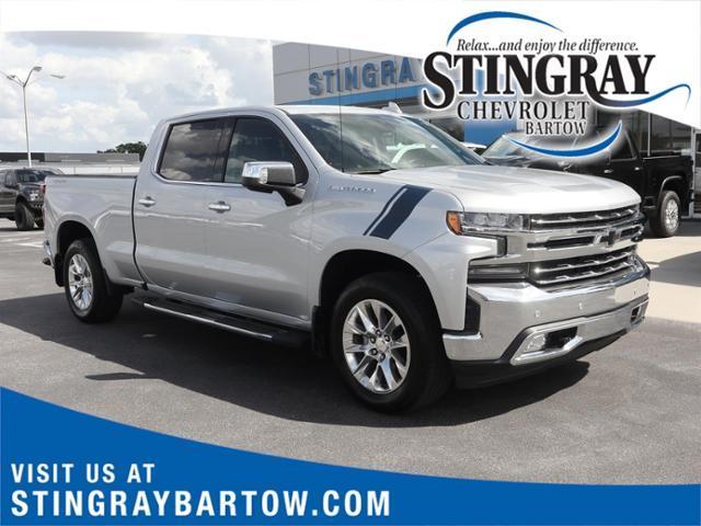 2019 Chevrolet Silverado 1500 Vehicle Photo in Bartow, FL 33830