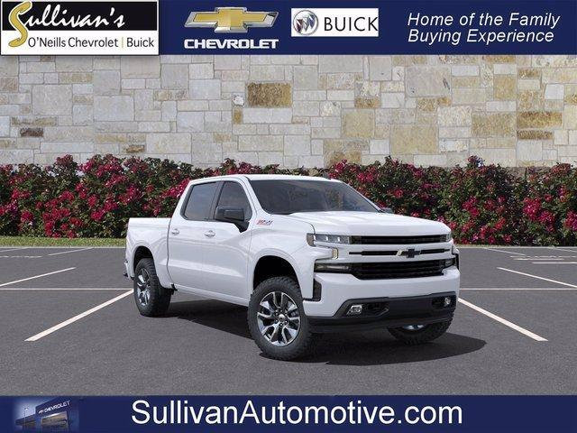 2021 Chevrolet Silverado 1500 Vehicle Photo in AVON, CT 06001-3717