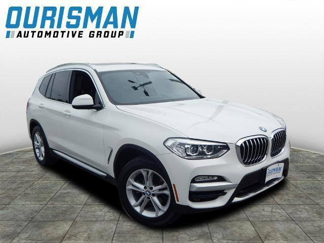 2019 BMW X3 xDrive30i Vehicle Photo in ROCKVILLE, MD 20852-1252