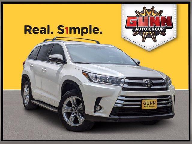 2019 Toyota Highlander Vehicle Photo in San Antonio, TX 78230