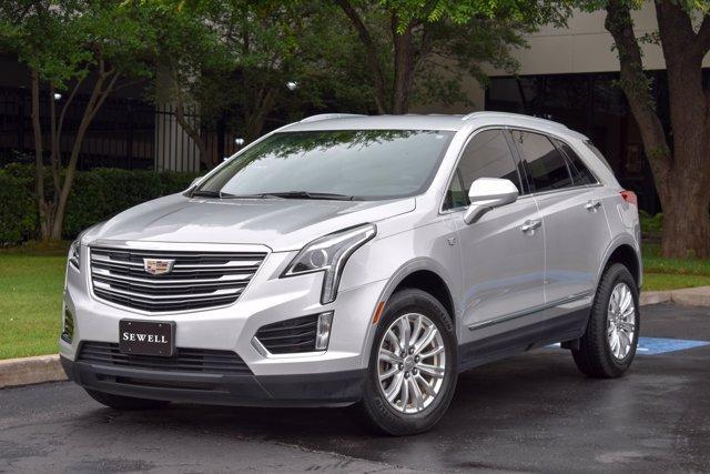 2018 Cadillac XT5 Vehicle Photo in Dallas, TX 75209