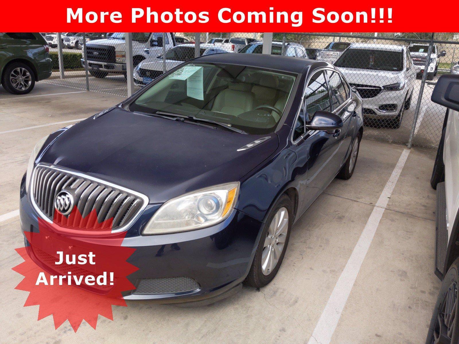 2016 Buick Verano Vehicle Photo in SELMA, TX 78154-1459