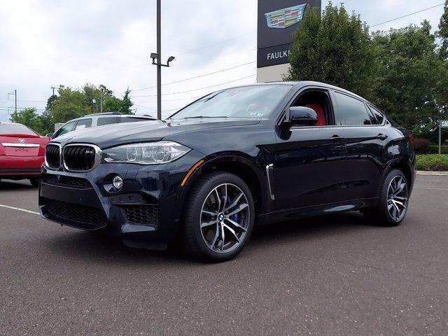 2017 BMW X6 M Vehicle Photo in TREVOSE, PA 19053-4984