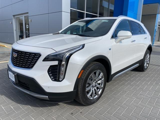 2020 Cadillac XT4 Vehicle Photo in Pawling, NY 12564-3219
