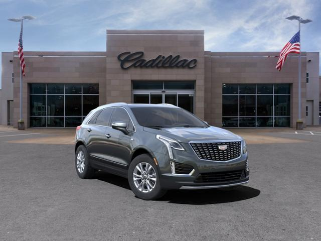 2021 Cadillac XT5 Vehicle Photo in Kansas City, MO 64114