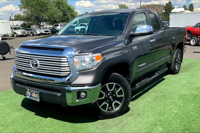 2015 Toyota Tundra 4WD Truck Vehicle Photo in Bend, OR 97701