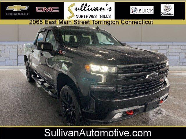 2019 Chevrolet Silverado 1500 Vehicle Photo in TORRINGTON, CT 06790-3111