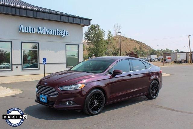2013 Ford Fusion Vehicle Photo in Miles City, MT 59301-5791