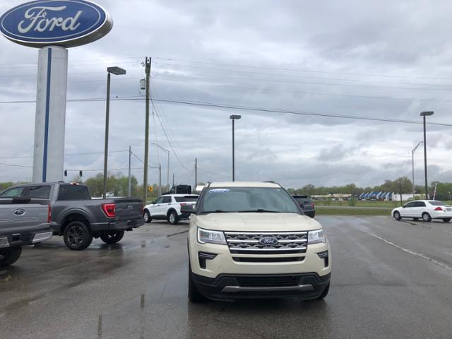 2018 Ford Explorer Vehicle Photo in Hartford, KY 42347