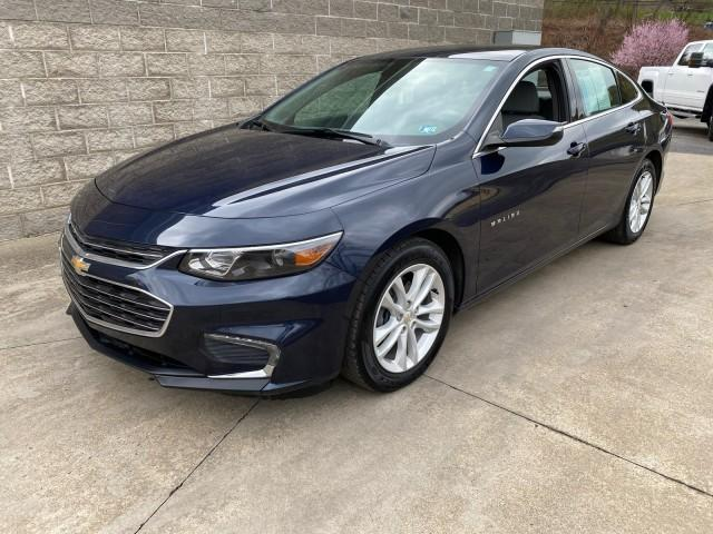 2018 Chevrolet Malibu Vehicle Photo in Ellwood City, PA 16117
