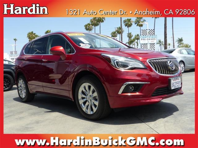 2017 Buick Envision Vehicle Photo in Anaheim, CA 92806