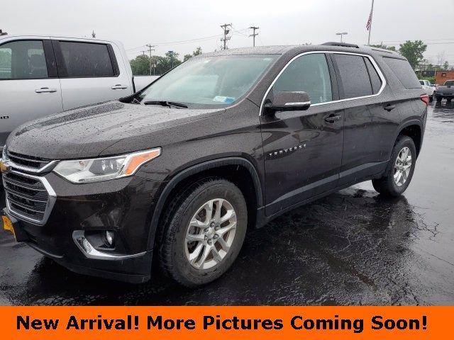 2018 Chevrolet Traverse Vehicle Photo in DEPEW, NY 14043-2608