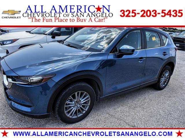 2018 Mazda CX-5 Vehicle Photo in SAN ANGELO, TX 76903-5798