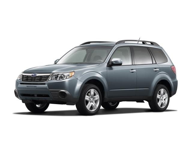 2010 Subaru Forester Vehicle Photo in Green Bay, WI 54304