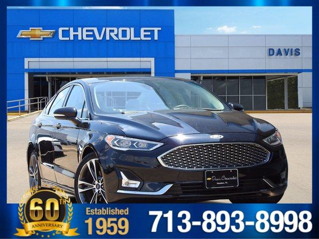 2020 Ford Fusion Vehicle Photo in HOUSTON, TX 77054-4802