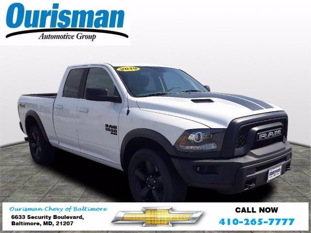 2019 Ram 1500 Classic Vehicle Photo in BALTIMORE, MD 21207-4000