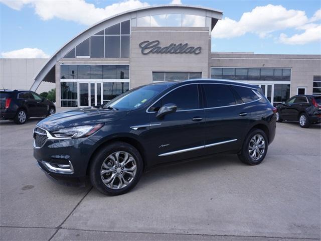 2018 Buick Enclave Vehicle Photo in Baton Rouge, LA 70809