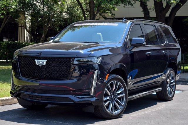 2021 Cadillac Escalade Vehicle Photo in Dallas, TX 75209