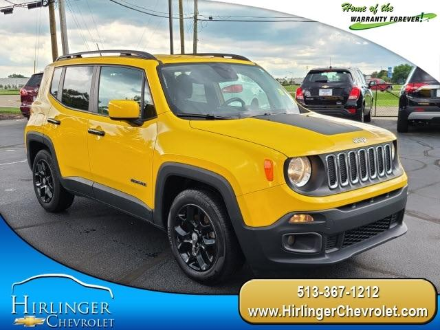 2017 Jeep Renegade Vehicle Photo in WEST HARRISON, IN 47060-9672