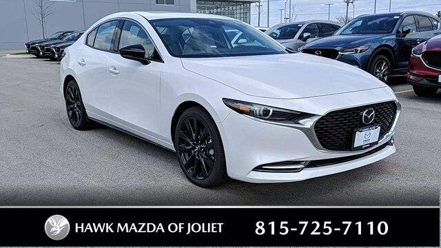 2021 Mazda3 Sedan Vehicle Photo in Plainfield, IL 60586