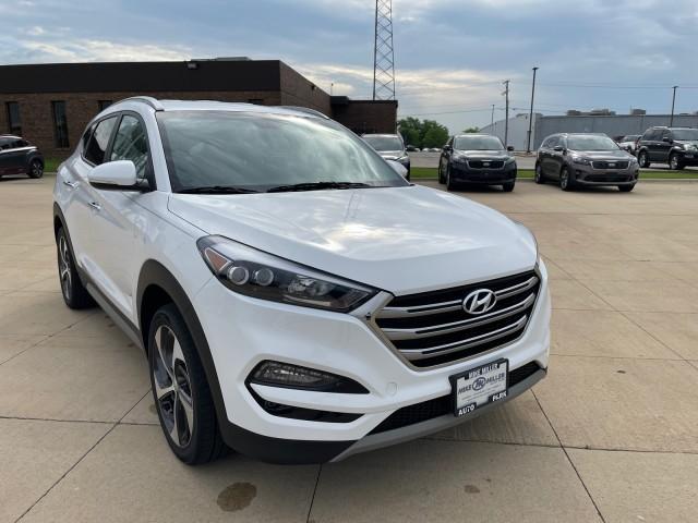 2018 Hyundai Tucson Vehicle Photo in Peoria, IL 61615
