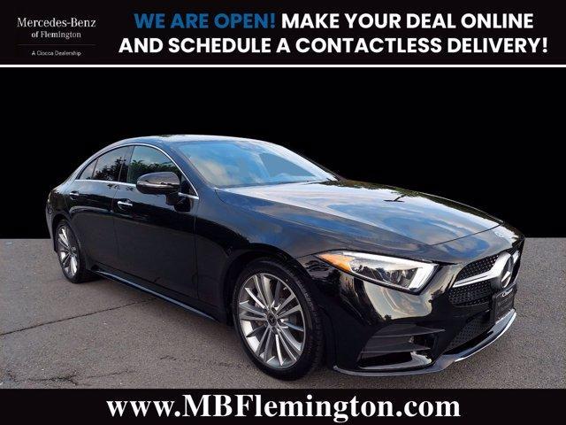 2019 Mercedes-Benz CLS Vehicle Photo in Flemington, NJ 08822