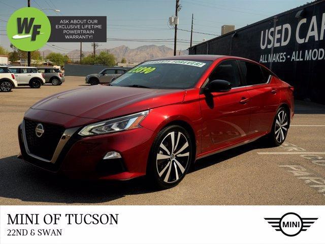 2019 Nissan Altima Vehicle Photo in Tucson, AZ 85711
