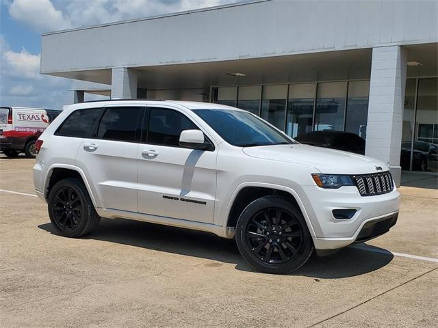 2018 Jeep Grand Cherokee Vehicle Photo in FORT WORTH, TX 76116-6648