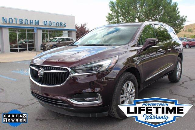 2018 Buick Enclave Vehicle Photo in Miles City, MT 59301-5791