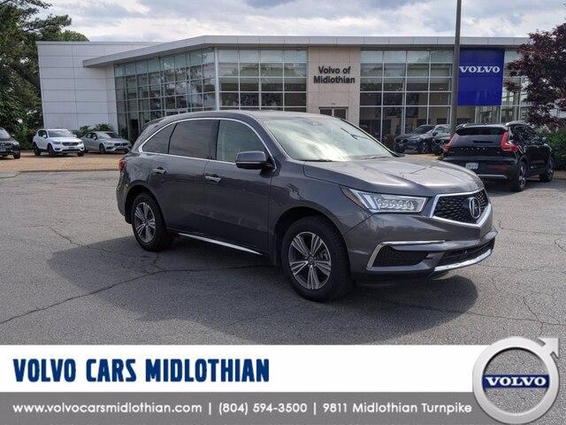 2019 Acura MDX Vehicle Photo in Midlothian, VA 23235