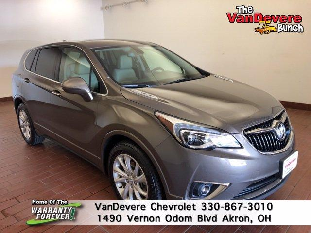 2019 Buick Envision Vehicle Photo in AKRON, OH 44320-4088