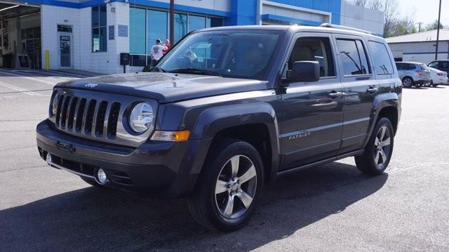 2016 Jeep Patriot Vehicle Photo in Milford, OH 45150