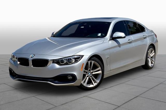 2019 BMW 430i Vehicle Photo in Tulsa, OK 74133