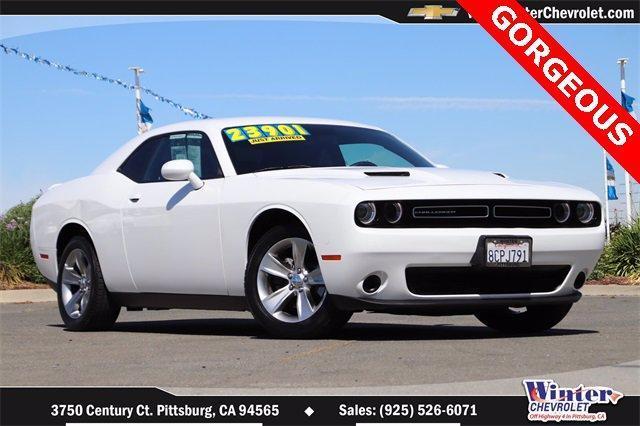 2018 Dodge Challenger Vehicle Photo in PITTSBURG, CA 94565-7121