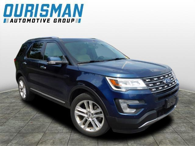 2017 Ford Explorer Vehicle Photo in Clarksville, MD 21029