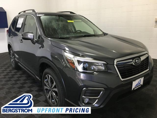 2021 Subaru Forester Vehicle Photo in Oshkosh, WI 54904