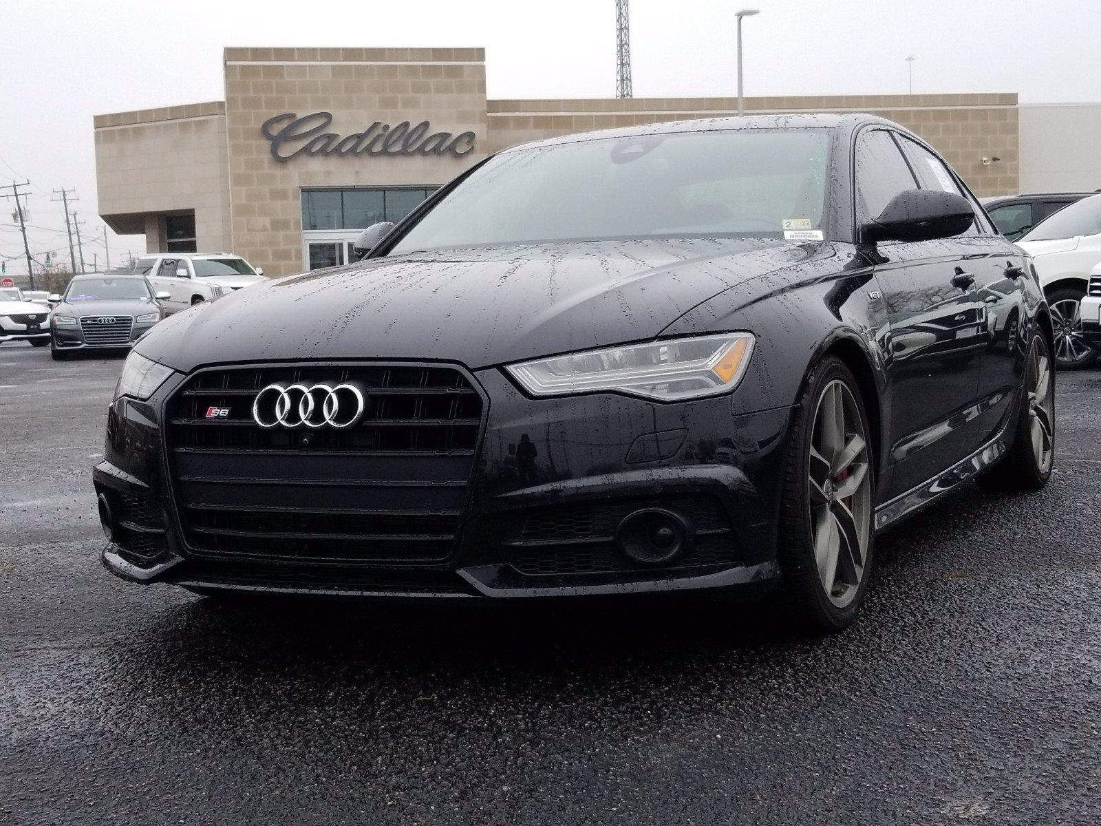2018 Audi S6 Vehicle Photo in Cary, NC 27511